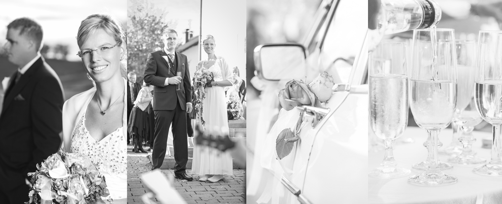 The right moment - Professioneller Hochzeitsfotograf Header