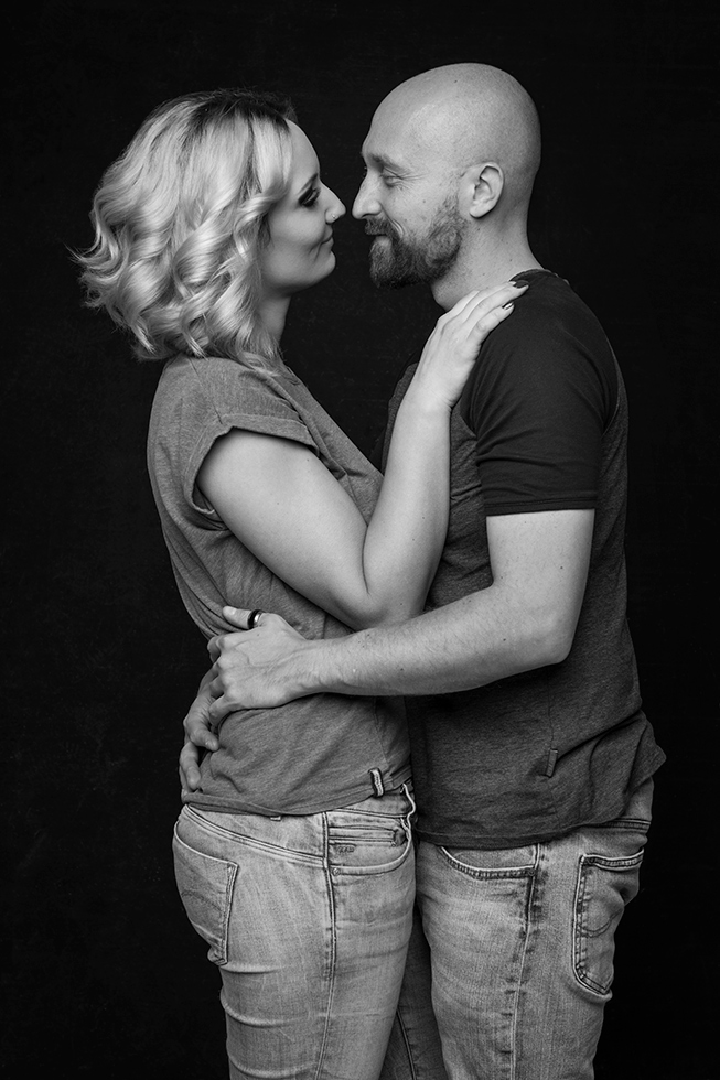 The Right Moment - Paar Fotoshooting Beispiel